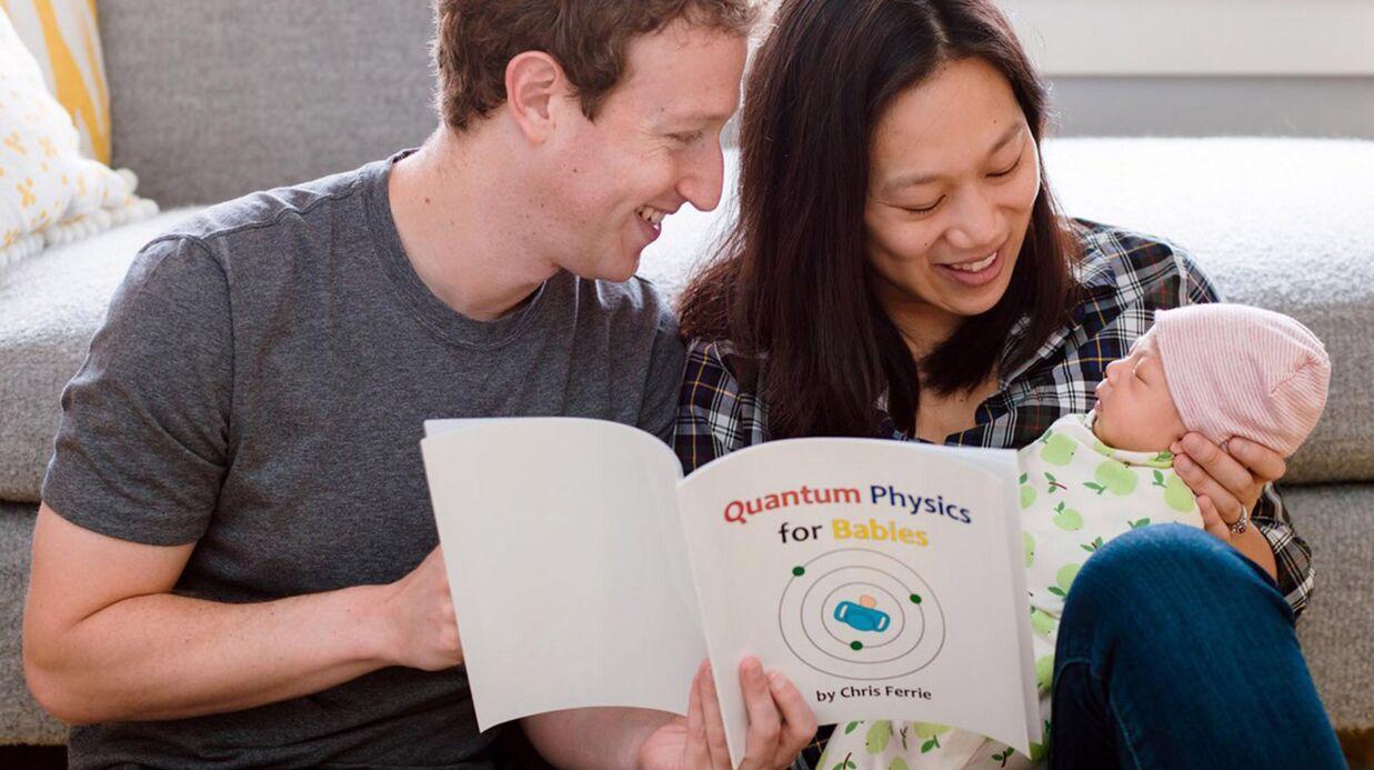 PHOTO Star Wars: Mark Zuckerberg déguise sa petite fille en Padawan