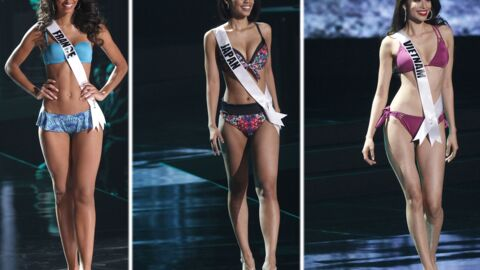 PHOTOS Les candidates de Miss Univers 2015 se dévoilent en maillot de bain