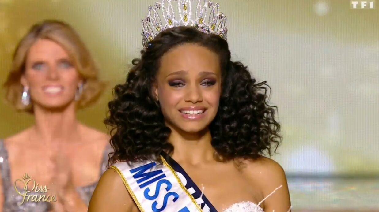 Miss France 2017 est la sublime Alicia Aylies, alias Miss Guyane