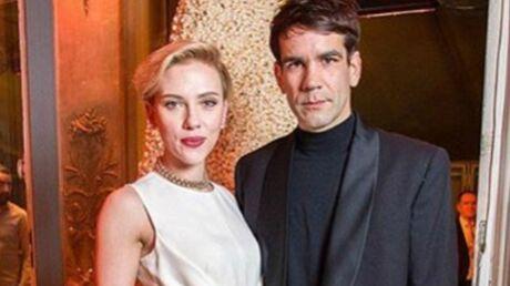 PHOTOS Scarlett Johansson et son mari Romain Dauriac réunis pour la soirée d'inauguration de Yummy Pop