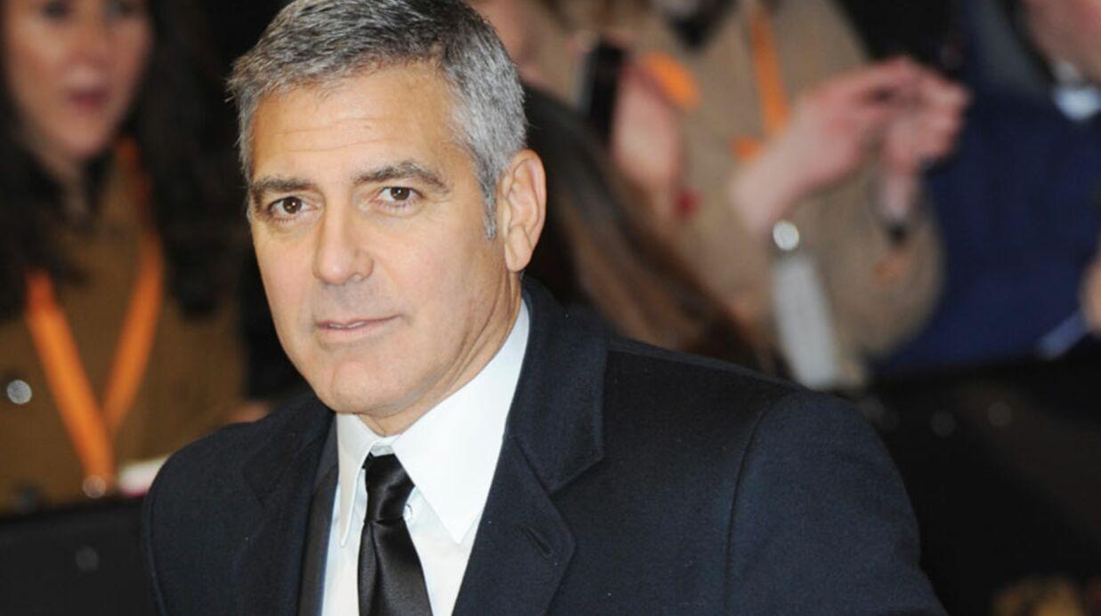 George Clooney se met à nu (dans une interview)