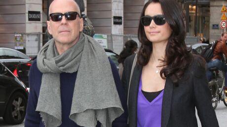 Bruce Willis: papa poule et homme comblé