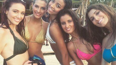 PHOTOS Camille Cerf et d'anciennes Miss France s'éclatent aux Caraïbes