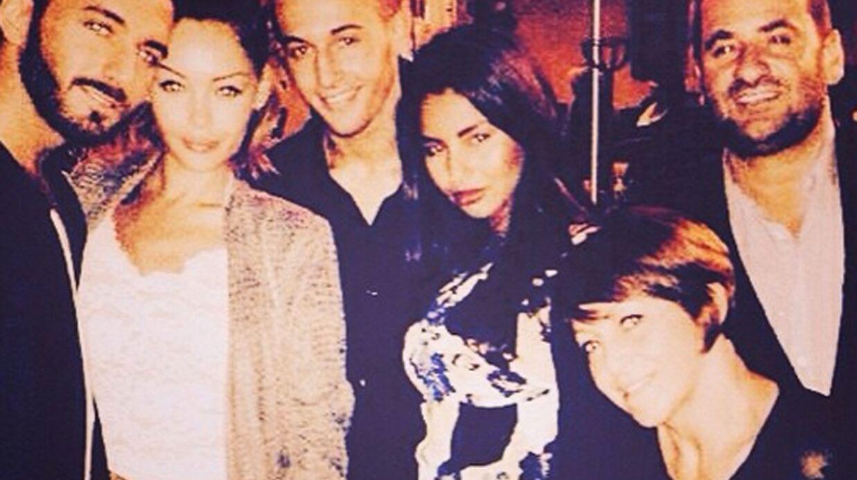 Marie-Luce, la mère de Nabilla, publie une vieille photo de famille avec Thomas