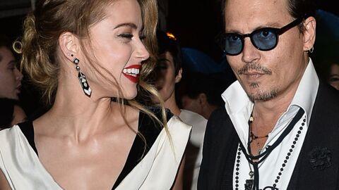 Johnny Depp et Amber Heard: des clichés de leur mariage de rêve dévoilés