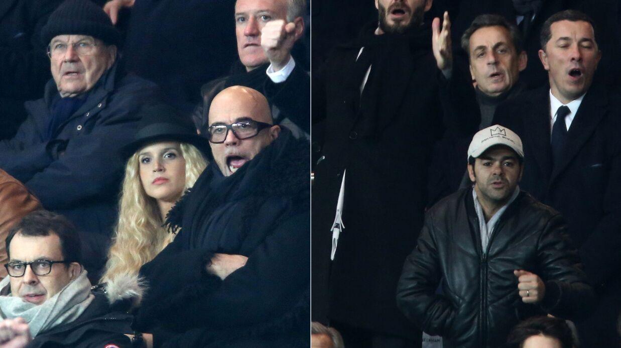 PHOTOS Les people en force au match PSG-Chelsea