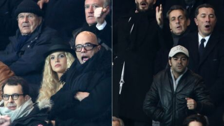 PHOTOS Les people en force au match PSG-Chelsea