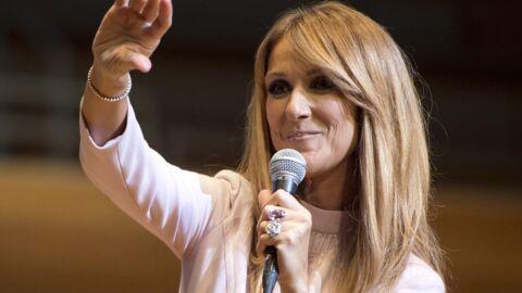 PHOTO Céline Dion de retour en studio pour son prochain album