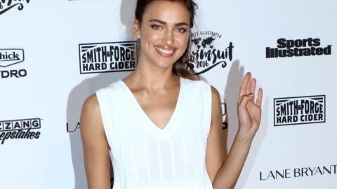 PHOTO Irina Shayk en string et topless pour ses 10 ans dans Sports Illustrated