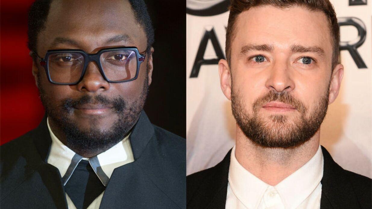 Justin Timberlake et Will.i.am accusés de plagiat pour Damn Girl