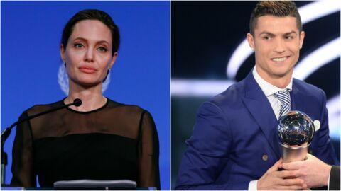 Angelina Jolie et Cristiano Ronaldo réunis à l'écran dans une nouvelle série télé