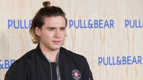 VIDEO Brooklyn Beckham fait une grosse chute en snowboard et finit à l'hôpital