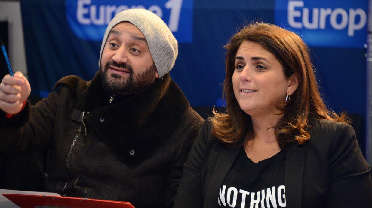 VIDEO Valérie Benaïm: si Cyril Hanouna lui avait déclaré sa flamme, elle aurait pu dire oui