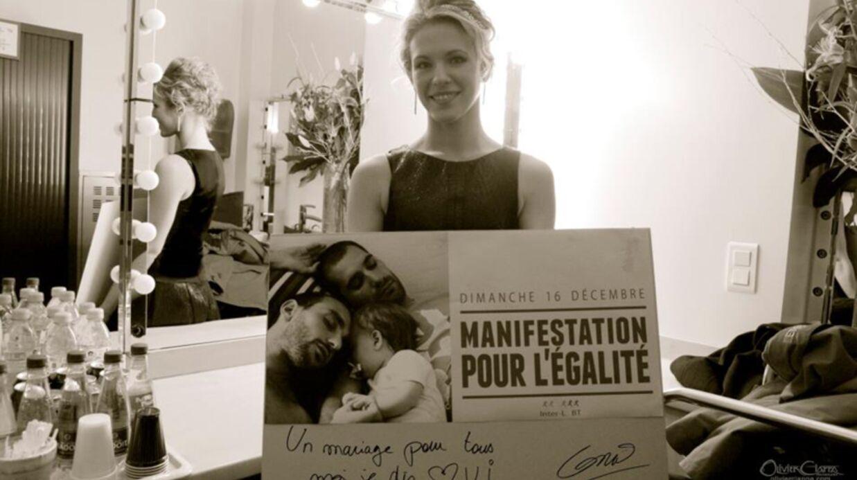 DIAPO Les stars françaises s'engagent pour le mariage pour tous