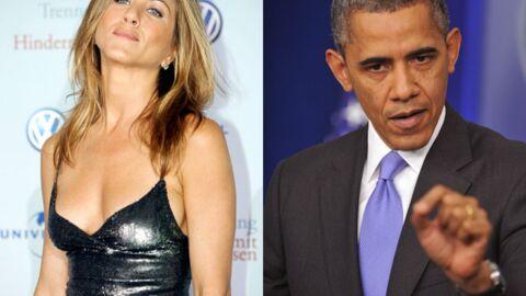 Hollande-Gayet: et si Barack Obama et Jennifer Aniston étaient en couple?