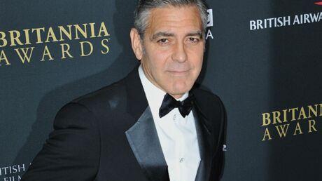 George Clooney complimente Jean Dujardin