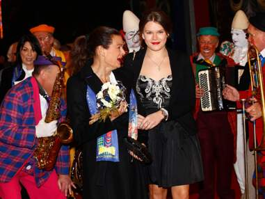 Stéphanie de Monaco complice avec sa fille Camille au Festival du Cirque de Monte-Car