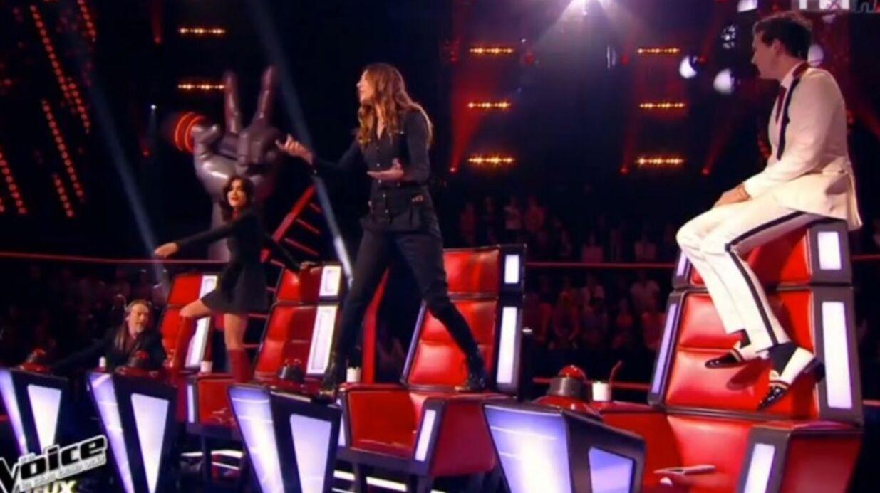 The Voice 4: Zazie rafle tous les jeunots