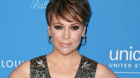 PHOTO Malade, Alyssa Milano pose sans maquillage sur Instagram