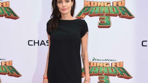 PHOTOS Angelina Jolie: la maigreur de l'actrice inquiète ses fans