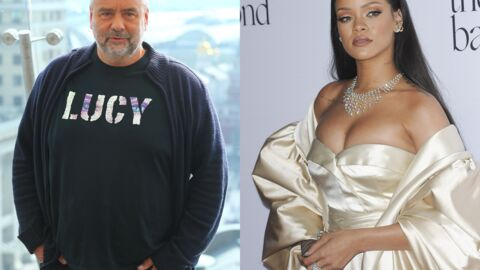 PHOTO Luc Besson bluffé par Rihanna sur le film Valerian