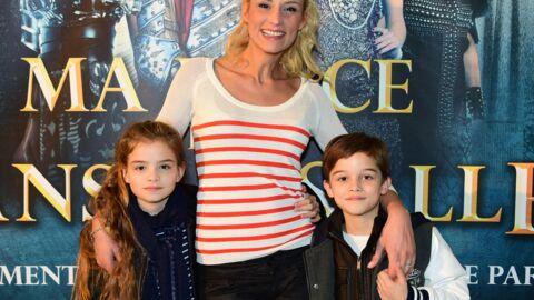 PHOTOS Elodie Gossuin et ses enfants à la dernière parisienne de La légende du roi Arthur
