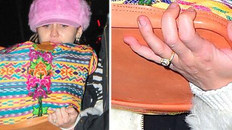 PHOTOS Miley Cyrus aperçue avec sa bague de fiançailles: c'est reparti avec Liam Hemsworth?
