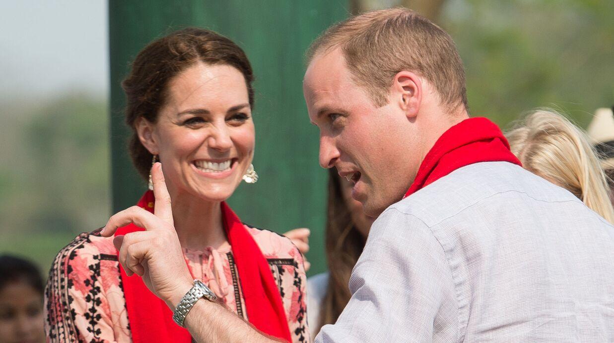 Le prince William promet de courir un marathon, Kate Middleton se moque de lui (et c'est très drôle)