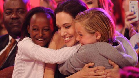 Angelina Jolie – Brad Pitt: la mère biologique de leur fille Zahara veut la revoir