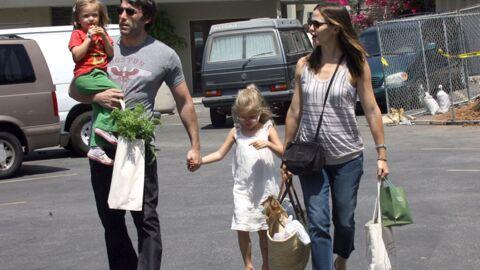DIAPORAMA Jennifer Garner de nouveau enceinte?
