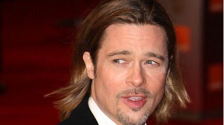 Brad Pitt a félicité Jennifer Aniston pour ses fiançailles