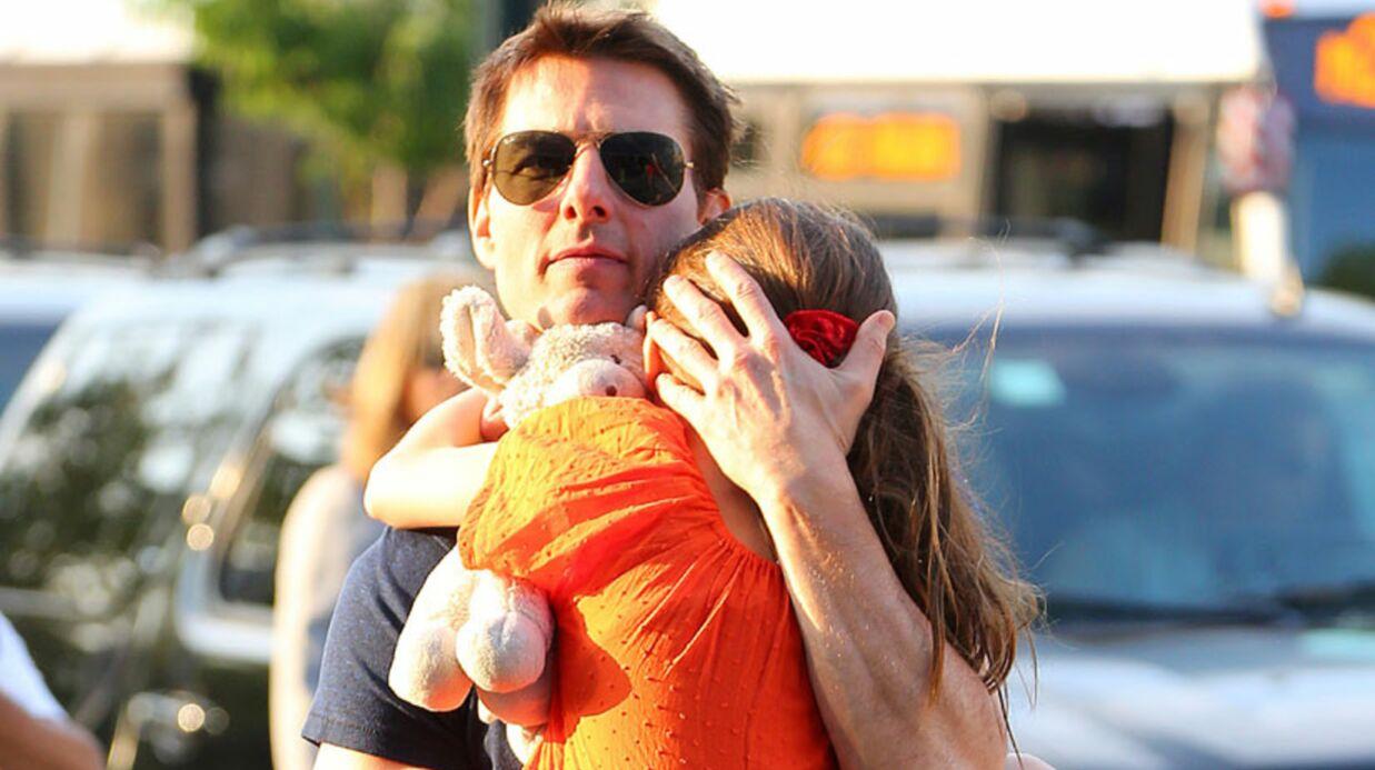 PHOTOS Les retrouvailles de Tom Cruise et Suri