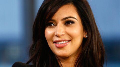Kim Kardashian s'exprime pour la première fois sur sa maternité