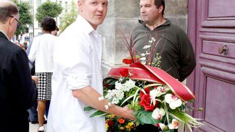 DIAPO Dany (L'Amour est dans le pré 7) aux obsèques d'André Verchuren