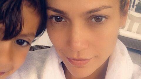 PHOTO Jennifer Lopez: un visage parfait sans une once de maquillage