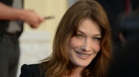 PHOTO Carla Bruni-Sarkozy publie un adorable cliché de sa fille Giulia