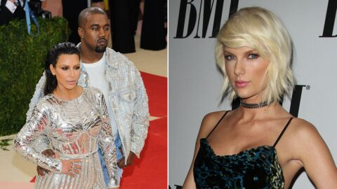 Kim Kardashian dévoile un enregistrement étonnant et gênant entre Kanye West et Taylor Swift