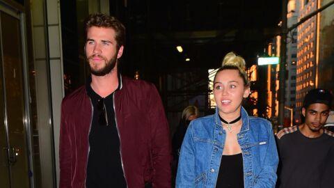 PHOTO Miley Cyrus folle amoureuse de son beau gosse Liam Hemsworth