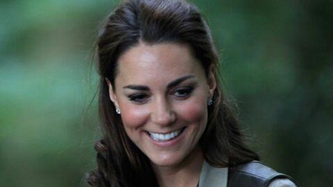 LOOK Kate Middleton en tenue de camping
