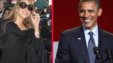 Mariah + Barack = Love