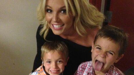 Britney Spears fait tourner ses fils dans son prochain clip