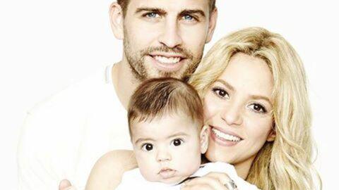 Shakira partage un adorable portrait de famille pour la fête des pères