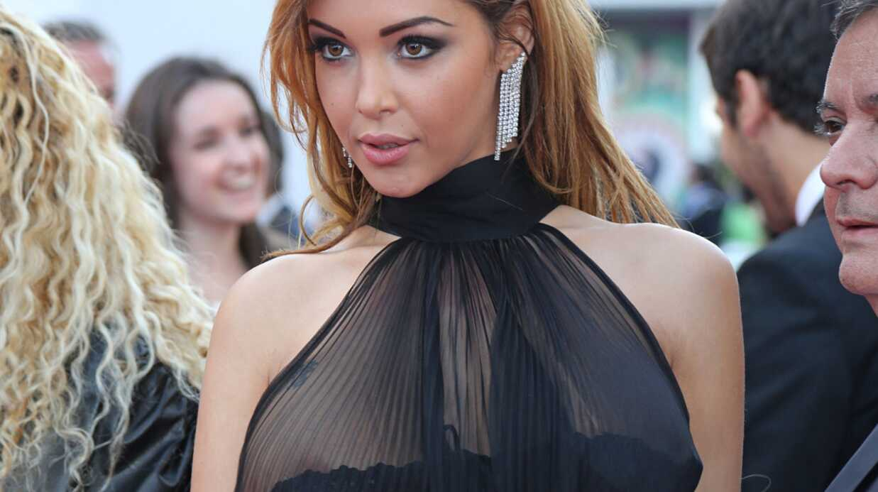 video nabilla regrette d avoir montr ses seins sur le tapis rouge de cannes voici. Black Bedroom Furniture Sets. Home Design Ideas