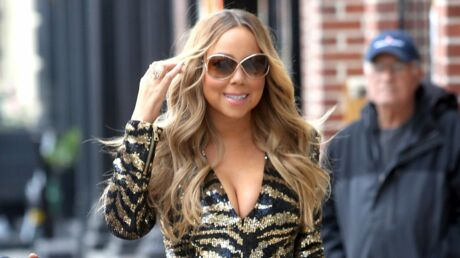 VIDEO Mariah Carey dévoile sa poitrine dans une tenue très sexy