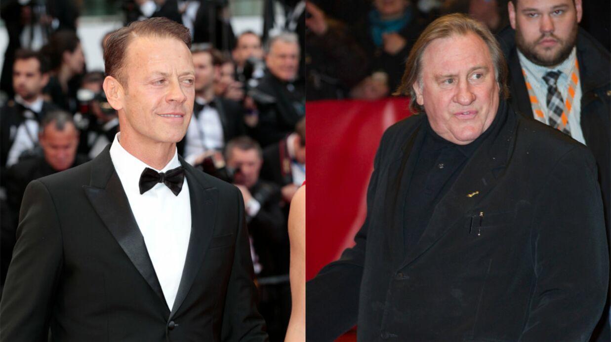 Rocco Siffredi se rappelle «vaguement d'avoir partouzé» avec Gérard Depardieu