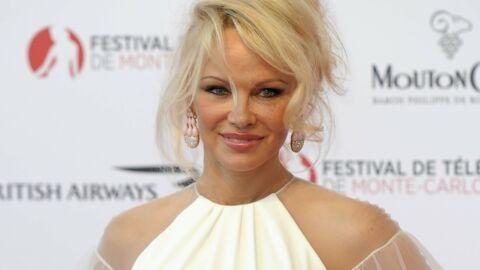 Pamela Anderson veut rencontrer Emmanuel Macron et lui demander l'asile politique pour Julian Assange