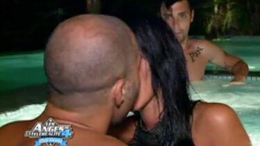 «Le premier baiser, c'est juste merveilleux»