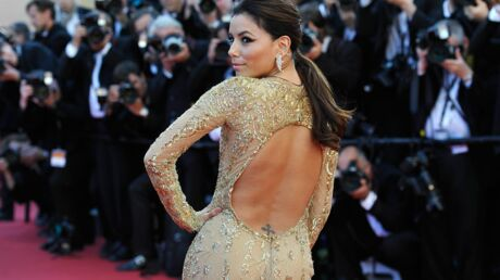 DIAPO Cannes : Eva Longoria enflamme le red carpet avec sa robe