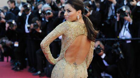 DIAPO Cannes: Eva Longoria enflamme le red carpet avec sa robe