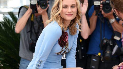 PHOTOS Diane Kruger dévoile par mégarde sa culotte au Festival de Cannes